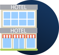Hotel financing, franchise restaurant financing
